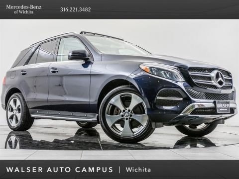 Certified Pre-Owned 2016 Mercedes-Benz GLE GLE 350 4MATIC®, Massage Seats, harman/kardon