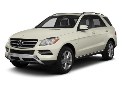 Pre-Owned 2013 Mercedes-Benz M-Class ML350 4MATIC®, COMAND, Rear View Camera, Blind Spot