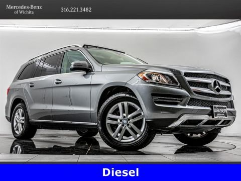 Pre-Owned 2015 Mercedes-Benz GL-Class GL 350 BlueTEC 4MATIC®, Diesel