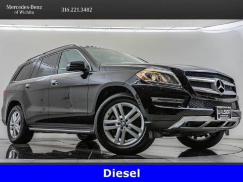 Pre-Owned 2015 Mercedes-Benz GL-Class GL 350 BlueTEC®, Diesel
