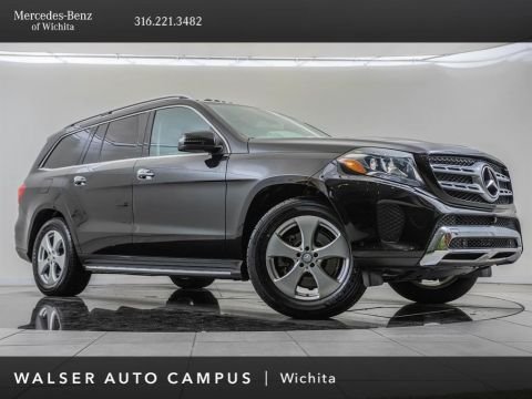 Pre-Owned 2017 Mercedes-Benz GLS GLS 450 4MATIC®, Navigation, Premium 1 Package