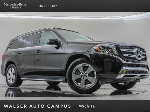 Pre-Owned 2017 Mercedes-Benz GLS GLS 450 4MATIC®, Premium 1, Parking Assist Packages
