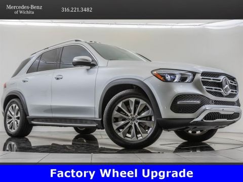 Pre-Owned 2020 Mercedes-Benz GLE GLE 350 4MATIC®, Navigation, Premium 1 Package