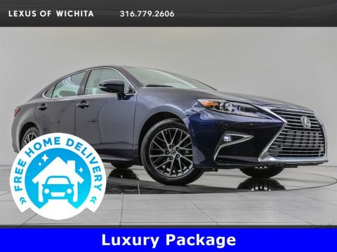 Certified Pre-Owned 2017 Lexus ES 350 Navigation, Luxury Package