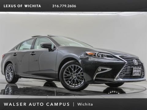 Pre-Owned 2018 Lexus ES Premier Package, Navigation