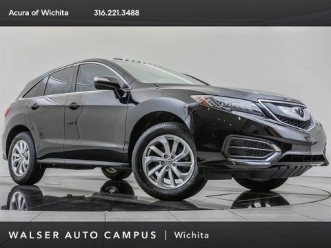 Pre-Owned 2016 Acura RDX 1-Owner
