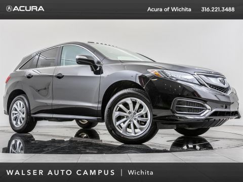Certified Pre-Owned 2018 Acura RDX Certified Pre-Owned, Moonroof, Rear View Camera