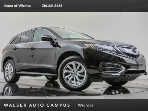 Pre-Owned 2016 Acura RDX Low Miles!