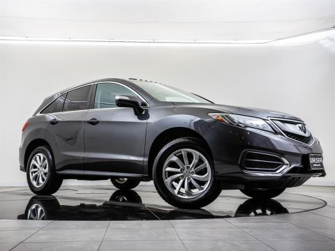 Pre-Owned 2016 Acura RDX Moonroof, SiriusXM Radio, Rear View Camera