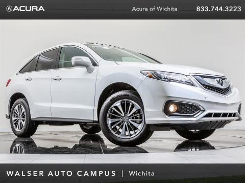 Pre-Owned 2018 Acura RDX Advance Package Navigation, Moonroof, RV Camera