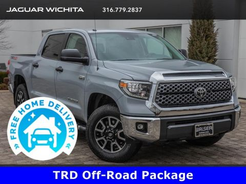 Pre-Owned 2018 Toyota Tundra 4WD SR5 Upgrade & TRD Off-Road Packages