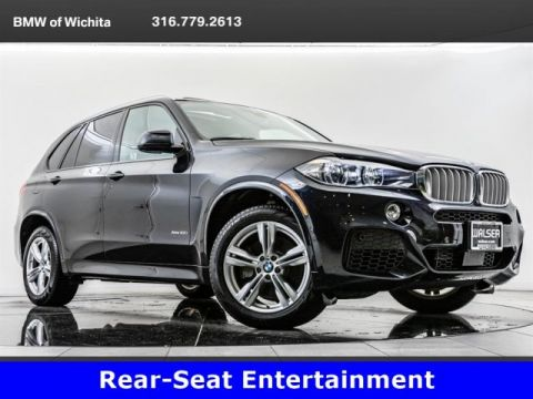 Pre-Owned 2018 BMW X5 xDrive50i, M Sport, Executive Package