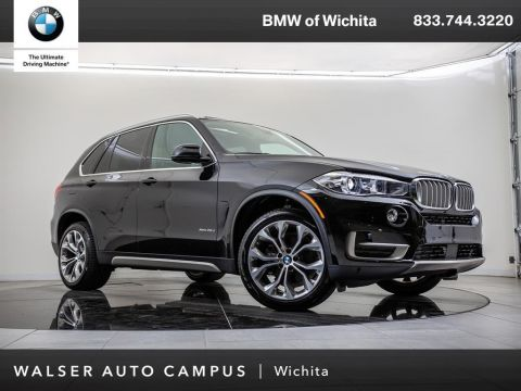 Pre-Owned 2018 BMW X5 xDrive35d Navigation, Head-Up Display, CarPlay