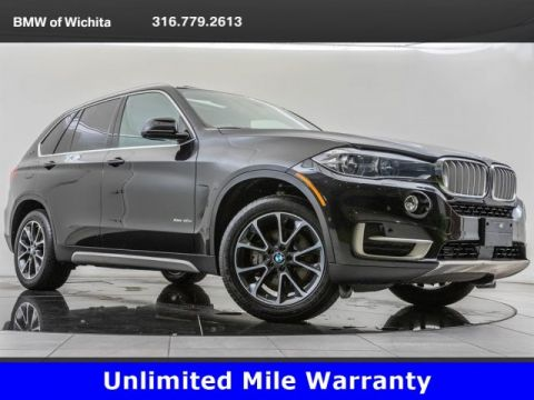 Certified Pre-Owned 2017 BMW X5 xDrive40e, Hybrid, Rear Seat Entertainment