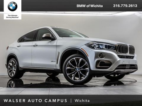 Pre-Owned 2016 BMW X6 sDrive35i, Navigation, Head-Up Display