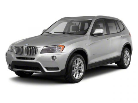 Pre-Owned 2011 BMW X3 xDrive35i, Panoramic Moonroof, Htd Frt & Rear Sts