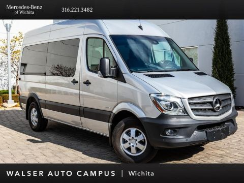 Pre-Owned 2016 Mercedes-Benz Sprinter Passenger Vans R PASS COMFORT NAV