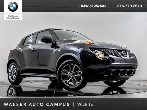 Pre-Owned 2011 Nissan JUKE SV, CVT Transmission, CD Player