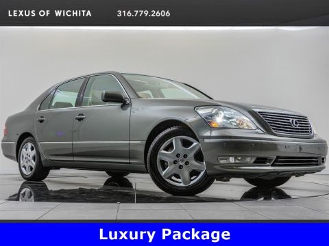 Pre-Owned 2005 Lexus LS 430 Luxury Package, Navigation
