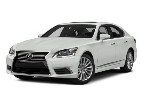 Pre-Owned 2015 Lexus LS 460 MARK L AWD COMFORT