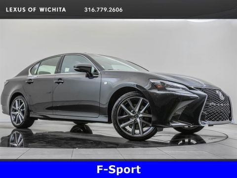 Pre-Owned 2018 Lexus GS 350 F-Sport, Navigation