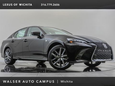 New 2019 LEXUS GS 350 350 F Sport