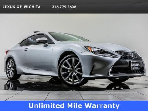 Certified Pre-Owned 2015 Lexus RC 350 Upgraded Wheels