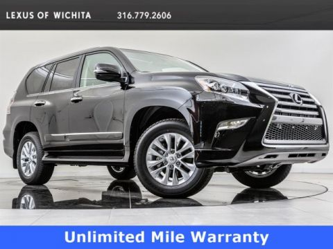 Certified Pre-Owned 2018 Lexus GX Premium Package