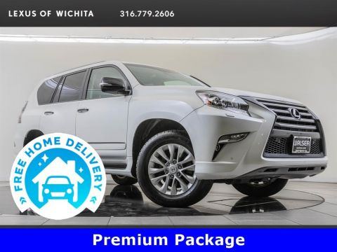 Pre-Owned 2017 Lexus GX 460 Premium Package, Navigation