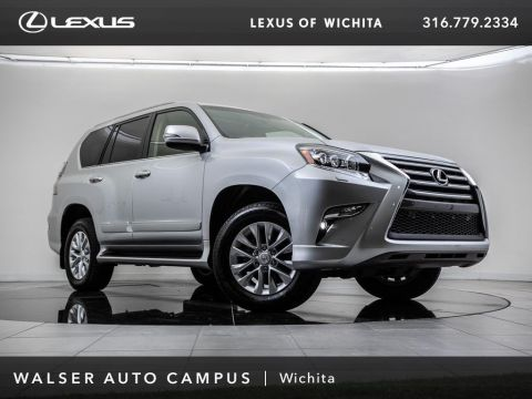 Pre-Owned 2017 Lexus GX Navigation, Moonroof, 7-Passenger Seating