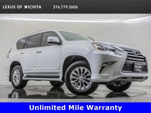 Certified Pre-Owned 2017 Lexus GX 460 Navigation, Premium Package