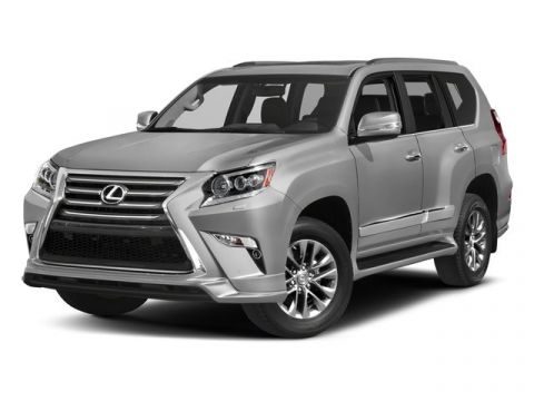 Certified Pre-Owned 2017 Lexus GX Navigation, Moonroof, Rear View Camera