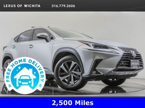Pre-Owned 2019 Lexus NX 300 Navigation, Premium Package