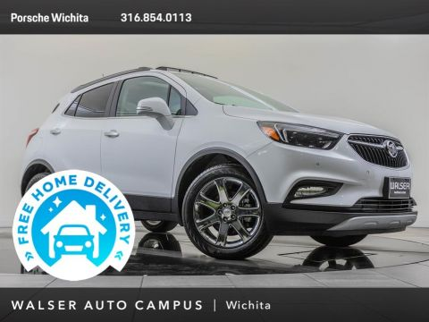 Pre-Owned 2017 Buick Encore Experience Buick Package