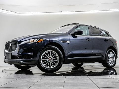 Pre-Owned 2017 Jaguar F-PACE 35t Premium AWD, Navigation