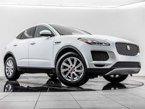 Pre-Owned 2019 Jaguar E-PACE P250 S, Drive Package