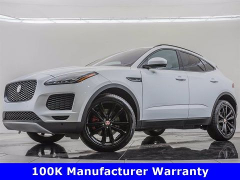 Pre-Owned 2019 Jaguar E-PACE Drive Package