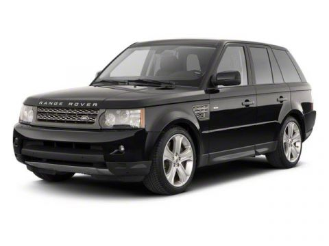 Pre-Owned 2012 Land Rover Range Rover Sport HSE, Harmon/kardon, Moonroof, Navigation