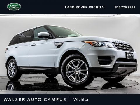Pre-Owned 2015 Land Rover Range Rover Sport Navigation, Meridian Audio, Rear View Camera