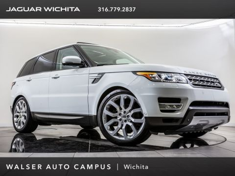 Pre-Owned 2014 Land Rover Range Rover Sport HSE, Navigation, Panoramic Roof, Surround View Cam