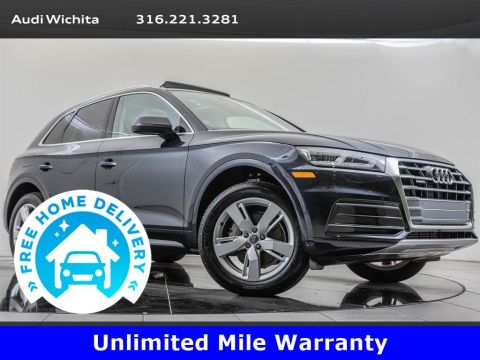 Pre-Owned 2019 Audi Q5 Cold Weather Package