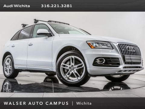 Pre-Owned 2015 Audi Q5 TDI Premium Plus quattro, Navigation, Panoramic