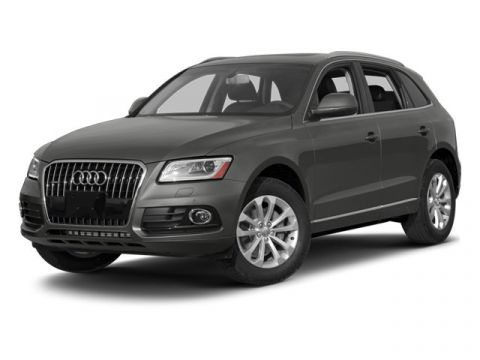 Pre-Owned 2014 Audi Q5 TDI Premium Plus quattro, Navigation, Pano Roof