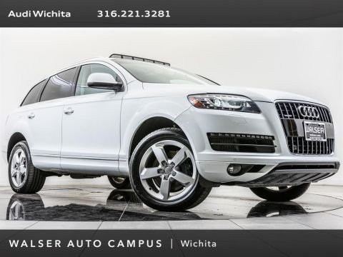 Pre-Owned 2015 Audi Q7 TDI Premium Plus quattro, Navigation, BOSE, RV Cam