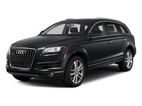 Pre-Owned 2015 Audi Q7 TDI Premium Plus quattro, Navigation, Panoramic