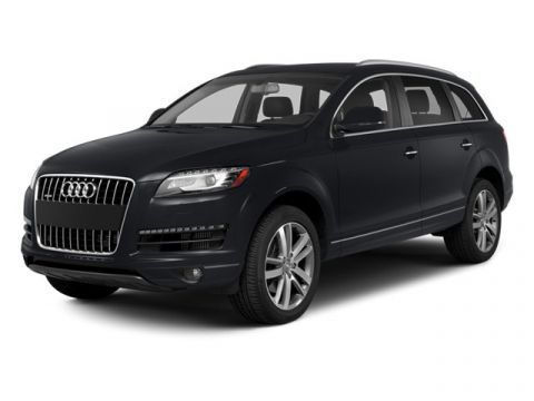 Pre-Owned 2014 Audi Q7 PREM PLUS 20''COLD