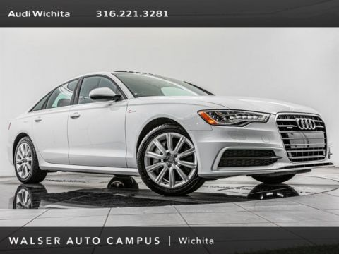 Pre-Owned 2015 Audi A6 3.0T Prestige quattro, Cold Weather Pkg