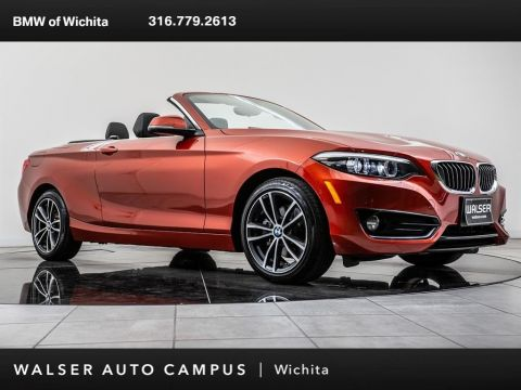 Certified Pre-Owned 2018 BMW 2 Series 230i xDrive, BMW Certified, Navigation. Htd Sts