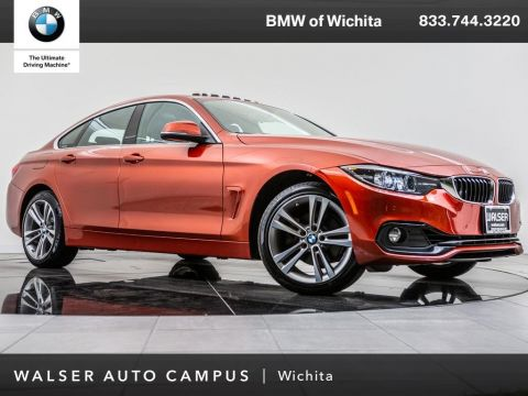 Pre-Owned 2018 BMW 4 Series 430i xDrive Head-Up Display, Navigation, CarPlay