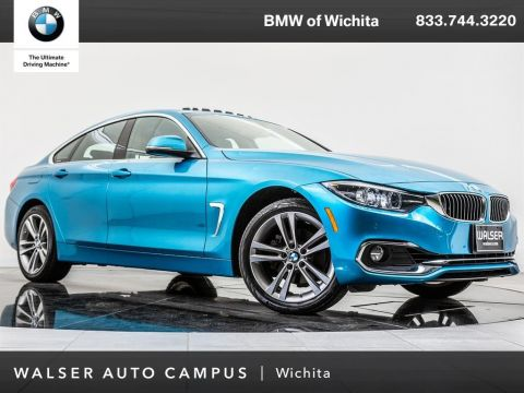 Pre-Owned 2018 BMW 4 Series 430i xDrive Navigation, Head-Up Display, CarPlay